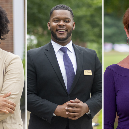 Wesleyan welcomes new staff to the Academic Resource Center