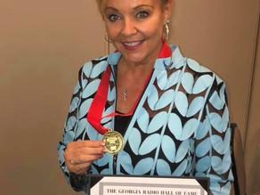 Wesleyan Alumna Inducted Into Georgia Radio Hall of Fame