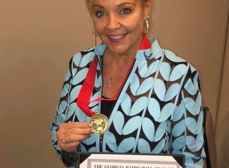Wesleyan Alumna Inducted Into Georgia Radio Hall of Fame