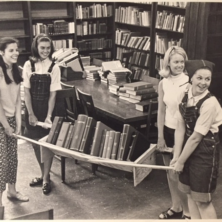 Access Wesleyan's Archives!