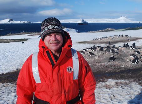 Wesleyan Welcomes Antarctic Researcher Dr. James McClintock