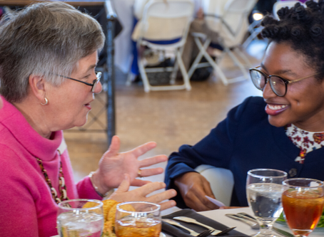 Scholarship Luncheon Brings Together Donors and Students