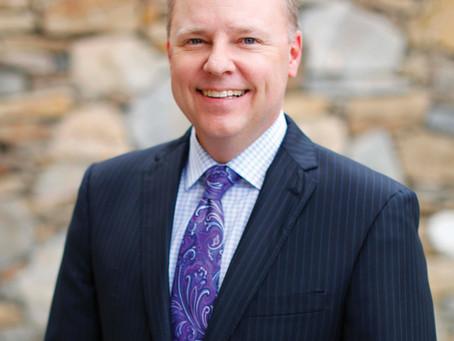 Meet Clint Hobbs, Wesleyan's New VP For Strategic Enrollment
