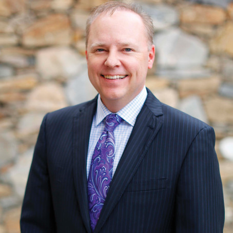 Meet Clint Hobbs, Wesleyan's New VP For Strategic Enrollment