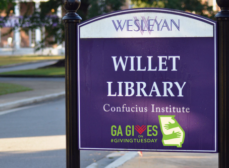 Support Wesleyan on GA Gives Day!