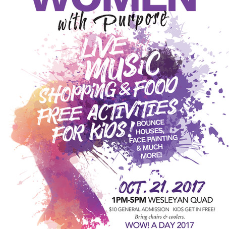 """""""Women with Purpose"""" Event Showcases Central Georgia's Most Talented Women"""