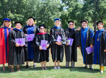 Wesleyan honors faculty with endowed chairs
