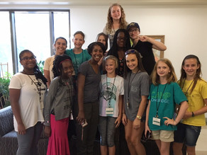 Wesleyan Alumna and Spectacles Camp Inspire Middle School Girls to Pursue Careers in STEM