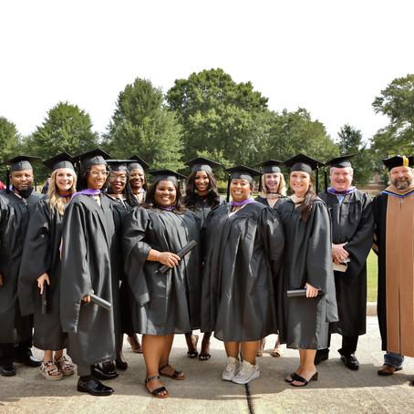 Wesleyan Graduate Students Celebrate Summer Commencement