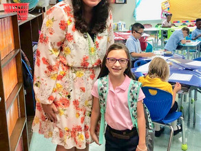An Interview with Vineville Academy's Assistant Principal Amanda Marsh '04