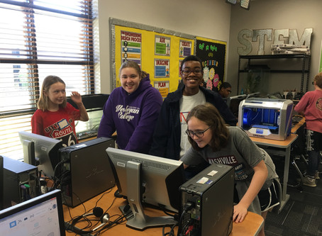 Wesleyan and Stratford Partner to Expand STEM Experiences for Macon Youth