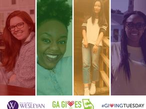 Support Wesleyan on #GivingTuesday