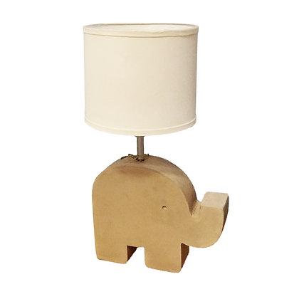 Luminaria infantil Elefante