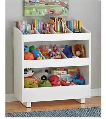Mueble Organizador para juguetes