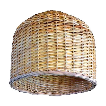 Luminaria de Mimbre 60 x 60 cm