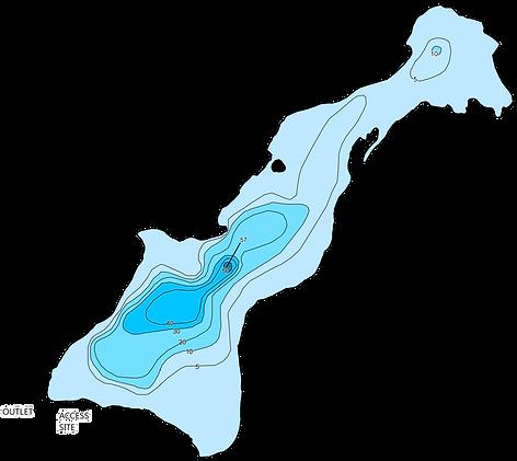 Long Lake Depth Contour Map.png