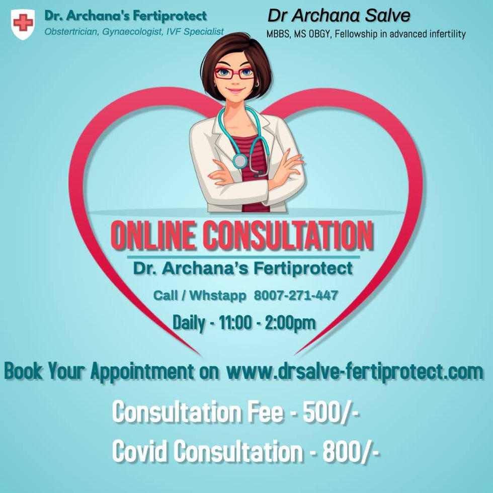 Online Consultation now available