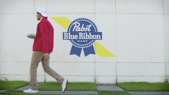 Pabst Blue Ribbon Easy