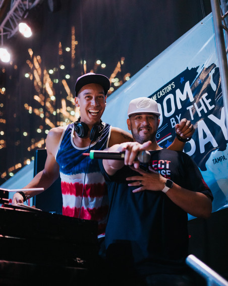 DJ Xplicid for Boom By The Bay