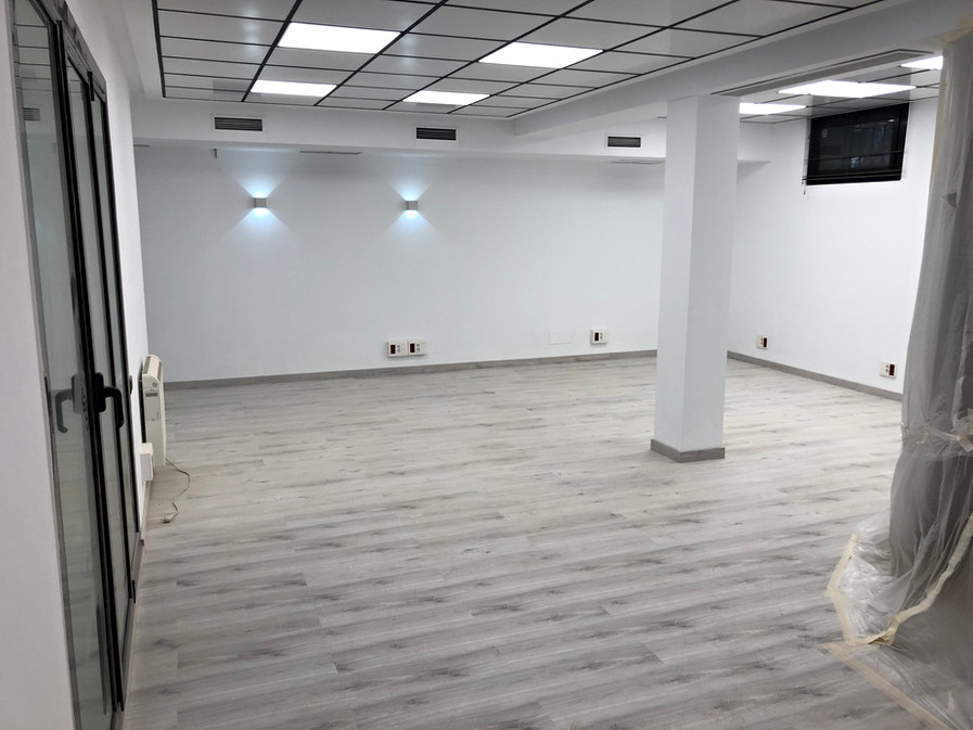 Renovaciòn oficina