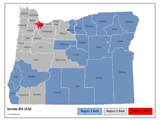Oregon's Minimum Wage