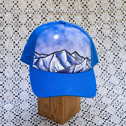 Blue Mountain Hat