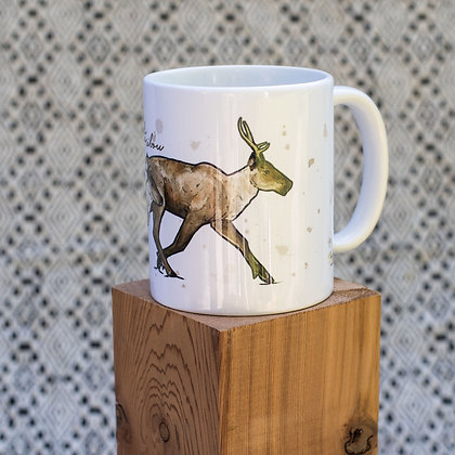 Woodland Caribou Mug