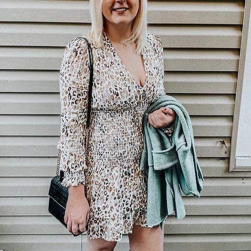 Wild Smock Dress
