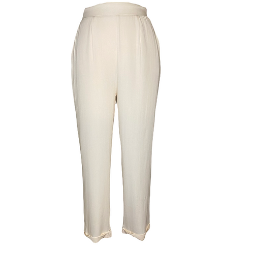 Cigarette Ankle Pant Front View