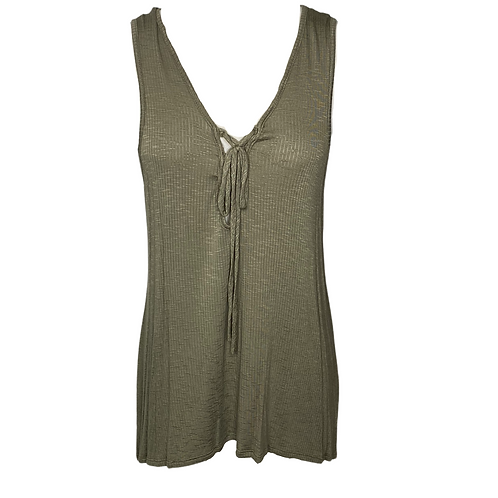 V Tie Front Tank Front
