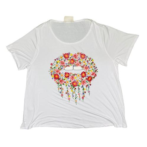 Floral Kiss T-Shirt