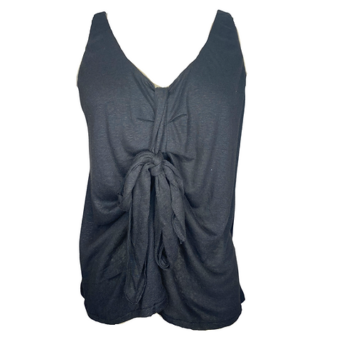 Slouch Tie Tank Front View