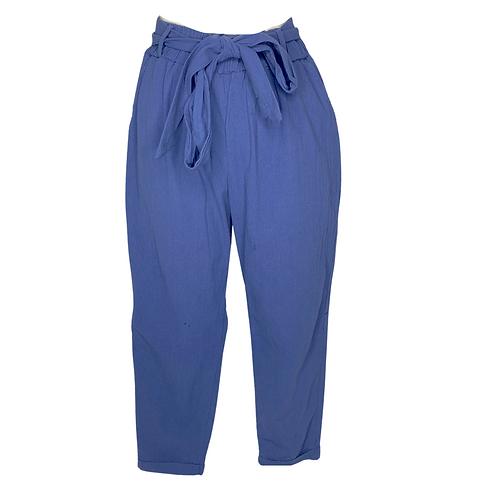 Blue Pants Front View