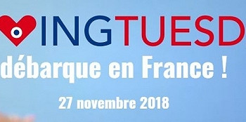 Mardi 27 novembre 2018 : #GivingTuesday