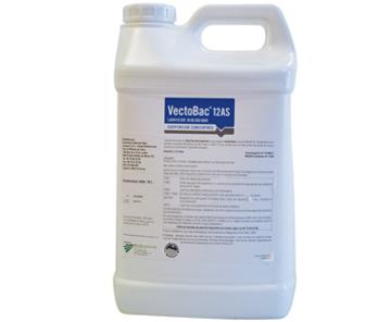 A Vetorial possui a solução certa para o controle de pragas com VECTOBAC 12 AS é um larvicida espumante para visualizar a área tratada e de baixo odor, em botija de 10 litros para aplicar uniformemente por meios aéreos ou terrestres. Utilizado contra Culex, Aedes e Borrachudo.