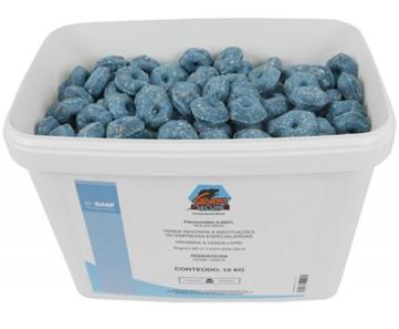 A Vetorial possui a solução certa para o controle de pragas com STORM BLOCO é um raticida em bloco compressado. eficiente com baixas dosagens, menos parafina e maior palatabilidade, em balde plástico de 10Kg (blocos de 20g). Utilizado contra ratos, ratazanas e camundongos.