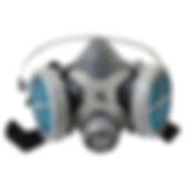A Vetorial possui a solução certa para o controle de pragas com RESPIRADOR ALLTEC 2 FILTROS é um respirador purificador de ar de segurança, modelo peça 1/4 facial, confeccionado com tecnologia Alcryn na cor cinza, possuindo uma aranha com quatro pontas com elástico superior e inferior com regulagem e suporte para cabeça.