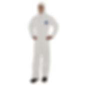 A Vetorial possui a solução certa para o controle de pragas com  MACACÃO TYVEK é confeccionado pelo método flash spun de pressão a quente. É feito com finas fibras contínuas 100% de polietileno de alta densidade com gramatura 41.5g/m2. Fechamento frontal com zíper e sobreposição com pala. Elástico nas costas, para maior mobilidade e conforto. Capuz composto por três peças, para maior mobilidade. Costura em locais estratégicos, para maior conforto e proteção. Elástico nos punhos, tornozelos e no capuz. Capuz apropriado para o uso de máscara. Costura do tipo simples.