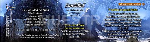 32 Santidad