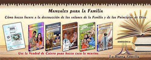 Paquete Manuales para la Familia