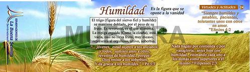 24 Humildad