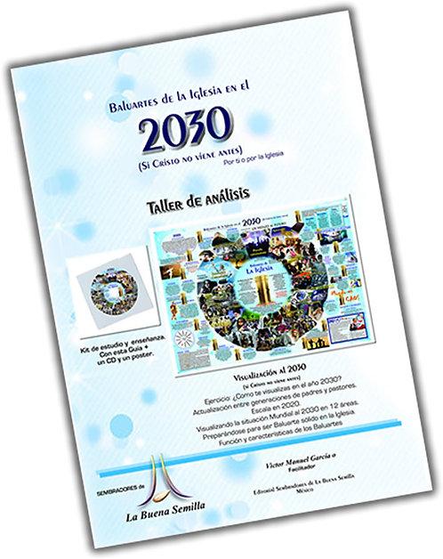 Manual Baluartes de la Iglesia 2030