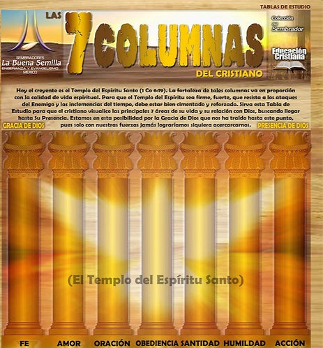 P Tabla de Estudio Las 7 Columnas