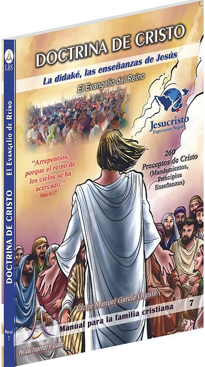 Manual Doctrina de Cristo