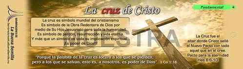 4 La cruz de Cristo