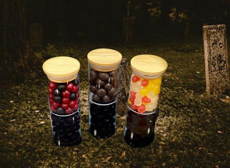 Halloween ! Des bonbons naturels pour les enfants et les adultes !