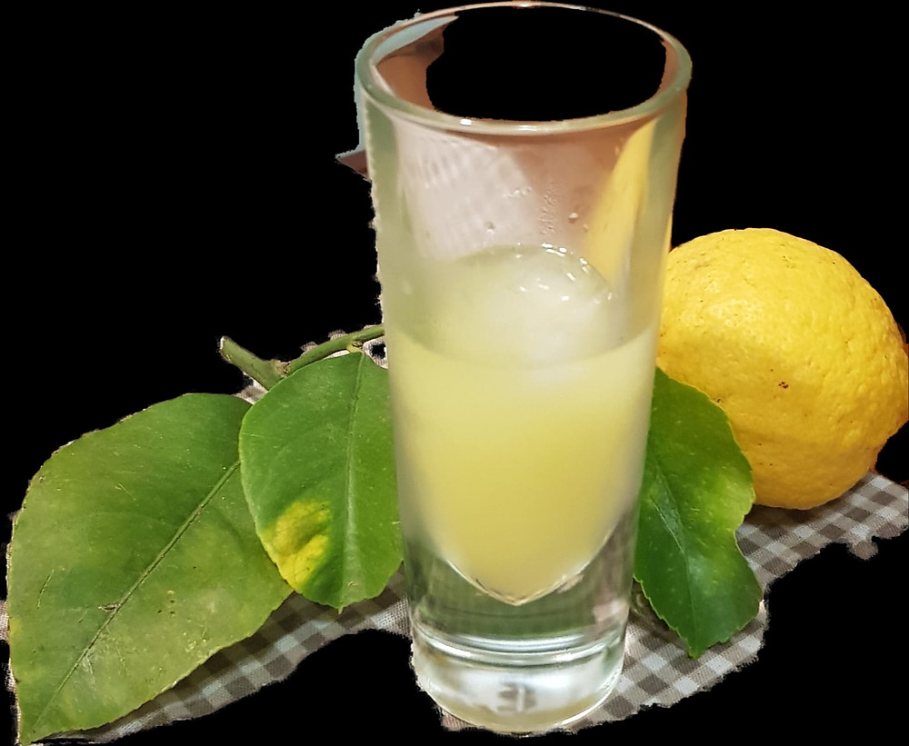 Limoncello DIY Zitronenlikör #vegan #pflanzlich