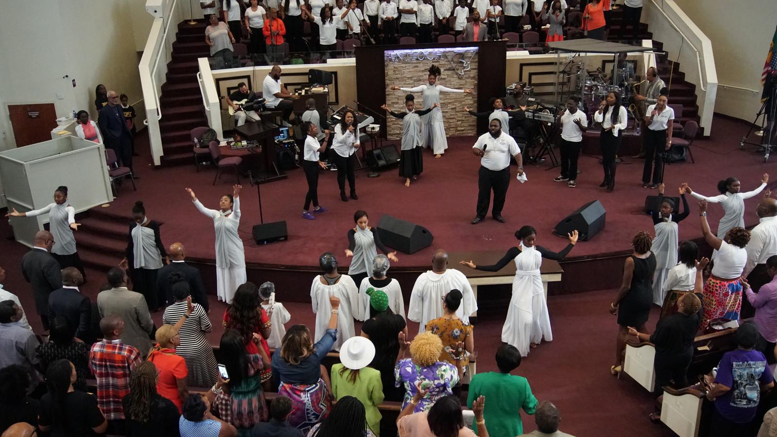 Antioch Missionary Baptist Youth Church Media