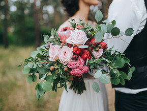 Alleviating Hay Fever On Your Big Day...Naturally