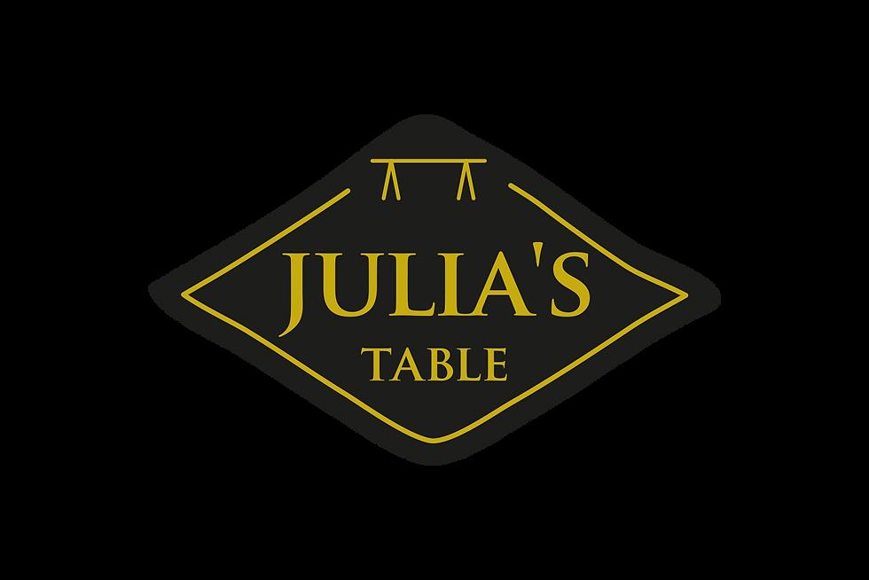 Julia's Table logo